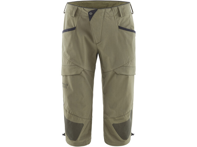 Klättermusen Misty 2.0 Short de cyclisme Homme, dusty green